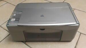 Imprimante HP PSC 1213 All in one pour pièces détachées