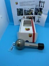 New OEM Fiat ORIGINAL Abarth 500 Competition gear knob Alutex satin 59107097
