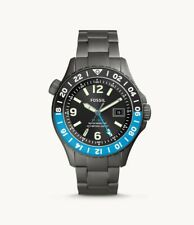 Fossil Men's Limited Edition FB-GMT Dual Time Titanium Watch LE1100