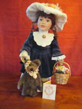 Boyd's Yesterday's Child Doll #4933 Meredith w/ Jacqueline Disy Chain