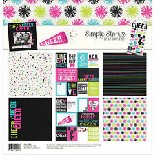 Simple Stories - Cheer Collection - 12 x 12 Collection Kit 7890 2017