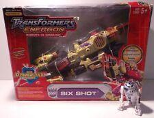 Hasbro Energon Transformers & Robot Action Figures