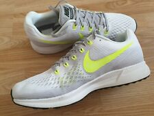MEN NIKE AIR ZOOM PEGASUS 34 TRAINERS SIZE 7.5 UK 42 EUR  26.5 CM