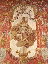 De Rambouillet Les Gobelins 1784 Tapestry Portique de Junon numbered Edition