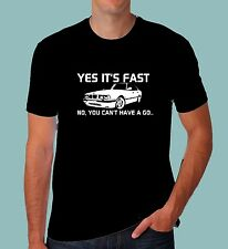 BMW SERIE e34 5 M5 T shirt Divertente Auto Automobilismo Design Clothing Stile Retrò Tee Regalo
