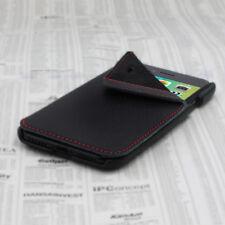 OPIS MOBILE 7/8 GARDE BOOK (Schwarz 2): iPhone 7&8 Flip-Case Lederhülle