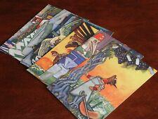 More details for original set of six sancha signed tuck political propaganda postcards - aesops.