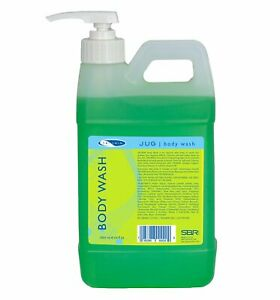 SBR TRISWIM Chlorine Removal Body Wash