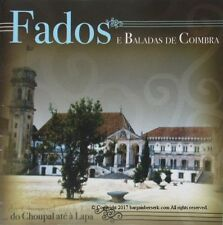 FADOS E BALADAS DE COIMBRA DO CHOUPAL ATE A LAPA CD FBC162