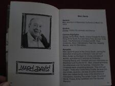 Disney signed cel book 25 Animators Eyvind Earle, Ward Kimball, Marc Davis