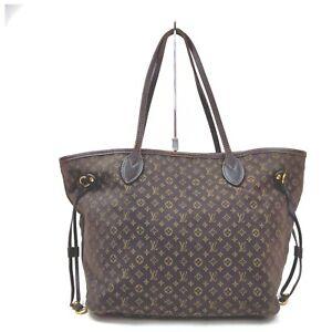 Louis Vuitton Tote Bag neverfull MM  Deep Brown Monogram Mini lin 707627