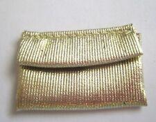 Vintage Barbie Gold Lame Evening Bag