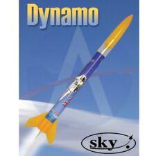 Sky Flying Model Rocket Kit Dynamo 7153