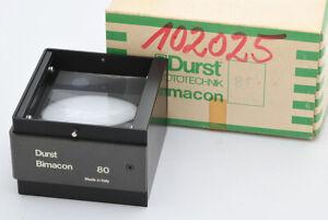 Durst Kondensor Bimacon 80, für DURST M805, Laborator 900