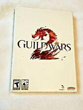 Guild Wars 2 (PC, 2012) 2 disc