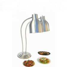 500 W Twin Lamp Food Warmer Lamp Heat Heating Light Warmer Tool 110 V or 220 V
