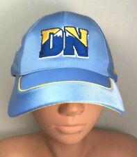 Nike Swoosh Mens Light Blue Official NBA Draft Cap
