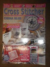 Cross Stitcher Magazine : Issue 48 : Christmas Cards, Ships, Cars, Autumn