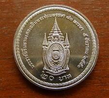 20 Baht Thailand 80th Birthday King Bhumibol Rama IX. 2007 Nr. 44