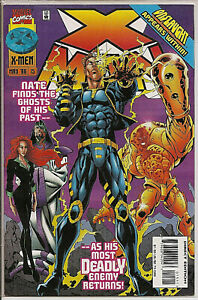 °X-MAN #15 ONSLAUGHT PRELUDE 1 von 3°US Marvel 1996 Onslaught update