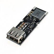 24W USB Fast Charge QC3.0 Boost Module 3.7V Battery Input 5V 9V 12V Output