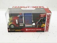 TRANSFORMERS ~ Optimus Prime ~ Metals Die Cast Truck ~ Studio Series