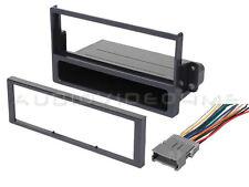 2000-2005 Saturn Radio/Stereo Installation Dash Kit + Wiring Harness Combo