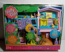 BARBIE DOLL SHELLY 2002 NEW CLUBHOUSE HUGE PLAYSET SUPER RARE