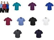 Oasis Mens Short Sleeve Shirt Office,Tradie,Corporate,Business,Work,SH3603 New