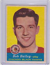 1957-58 Topps #19 Bob Bailey EX-MT