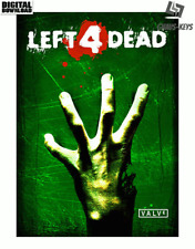 Left 4 Dead Steam Download Key Digital Code [DE] [EU] PC