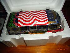 "SunStar 1:12 VW Samba Woodstock Hippie Bus T1 Bully 1969 ""Light"" Psychedelic Art"