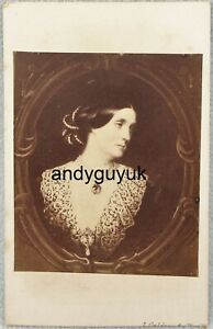 CDV COUNTESS OF ZETLAND SOPHIA JANE DUNDAS CALDESI LONDON ANTIQUE