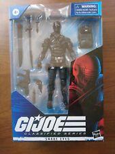G.I. Joe Classified Series 6-Inch Snake Eyes Brand New US Seller