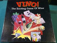 1994 VINO! The Exciting Board Game of Wine complete