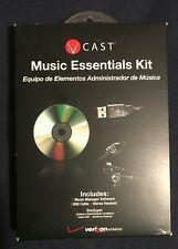 V CAST Music Essentials Kit - NIB