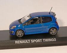 Renault Twingo RS 2008, Sport, blau-Met. NOREV, 1:43