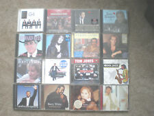 CD  Music  collection of 16 assorted