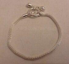 European Style Charm Bracelet - New *UK SELLER*