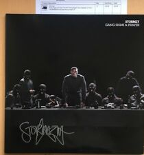 Stormzy Gang Signs & Prayer LIMITED LP VINYL Autographed SIGNED + proof receipt