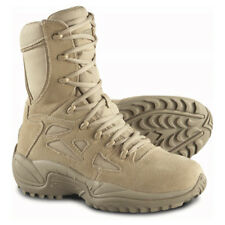 "Reebok Stealth 8"" Composite Toe EH Desert Tan  Combat/Tactical Boot RB8893"