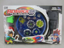 Bey Blade Metal Set Fusion Arena Spinning Top Fight Toy Gyro Burst 4d Beyblade