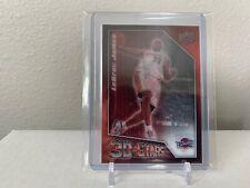 2009-10 Upper Deck UD 3D Stars #3D-JJ Michael Jordan & LeBron James