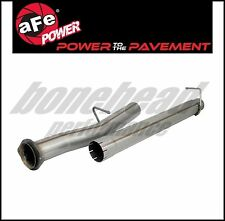 """aFe Power 49-43031 4"""" Stainless Steel Race Pipe 2008-2010 Ford 6.4L Turbo Diesel"""