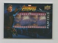 2018 Upper Deck Marvel Avengers Infinity War Film Cell Trading Card #FC3