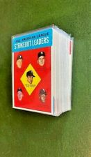 1963 Topps Baseball 68-Card Lot - HOF, Rookies, All-Stars and Commons