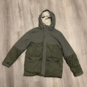 Quechua Decathlon Khaki Green Jacket. Kids Size 14 Years
