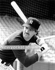 New York Yankees- Don Mattingly -Batting Cage -Yankee Stadium
