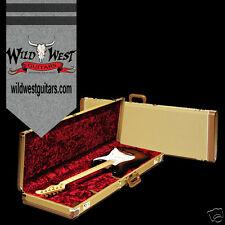Fender Tweed Deluxe Guitar Case Tan