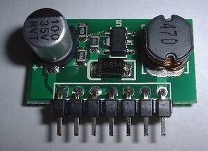 700 MA Constant current LED driver with PWM control PCB mount UK Seller